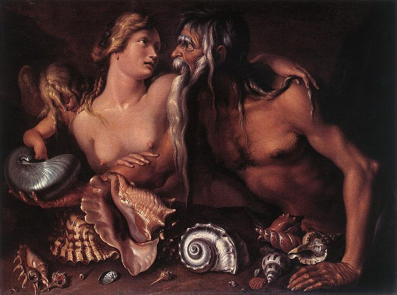 Poseidon and Amphitrite by Jacob de Gheyn II. .jpg